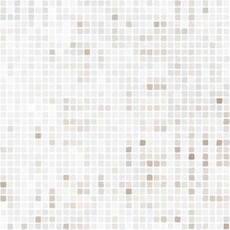 Pattern of vector mosaic in the modern style. Иллюстрация