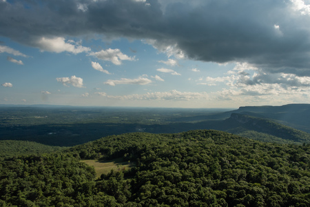 Mohonk Preserve in the summer