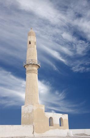 11th century: Minaret of Al Khamis Mosque, Bahrain