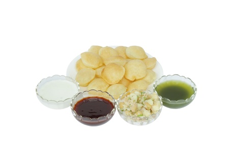 Panipuri Stock Photo - 15901804