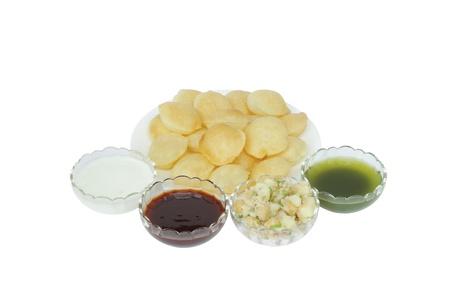 Panipuri Stock Photo - 15901804