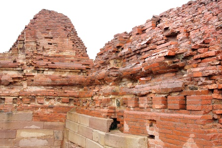vihar: Beautiful designed walls of ancient Mulgandhakuti ruins