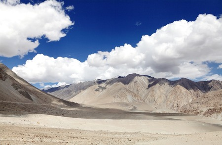 tethys: Beautiful barren mountains of Ladakh