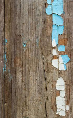 decrepit: decrepit blue white  paint Old Wood  Background