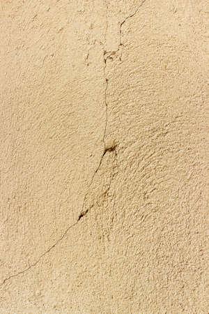 split level: Aged cement wall texture split  grain  light