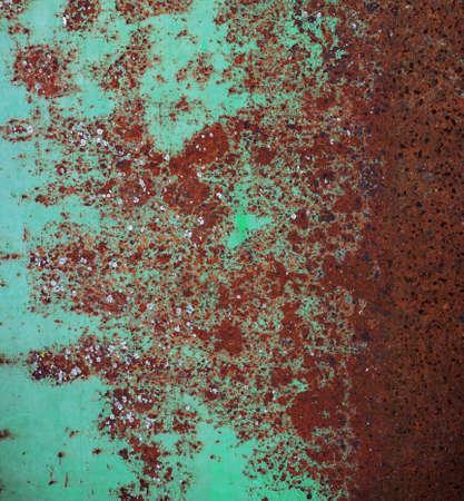 oxidized: Superficie de metal oxidado hacer un resumen de textura, de alta resoluci�n.