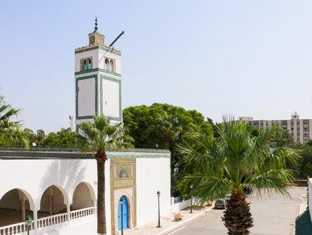 tunis: Entrance in Bardo Museum, Tunis, Tunisia.