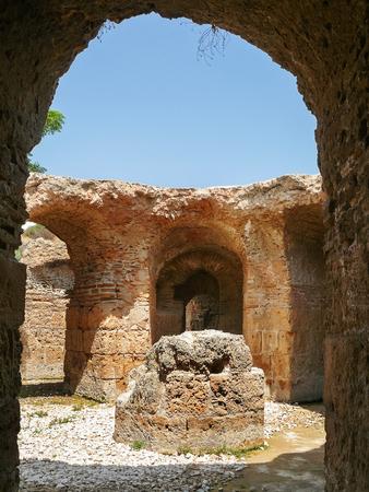 past civilization: Carthago (Carthage), ruins of capital city of the ancient Carthaginian civilization.