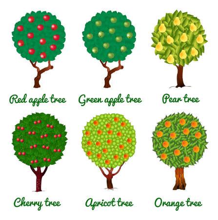 image of fruit trees in the original design