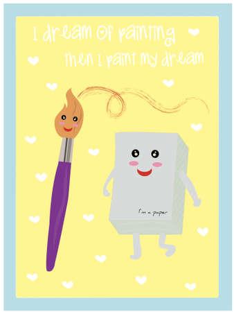 Pen and paper  Çizim