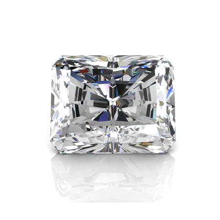 diamonds Emerald shape