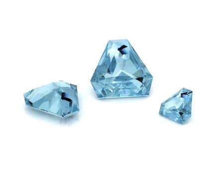 topaz: Blue Topaz