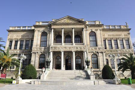 arredamento classico: Palazzo Dolmabahce, Istanbul, Turchia