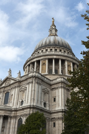 saint paul's cathedral in london Stock Photo - 11481711