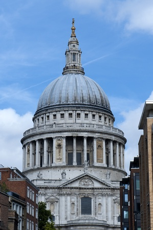saint paul's cathedral in london Stock Photo - 11486553