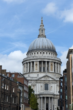 saint paul's cathedral in london Stock Photo - 11486594