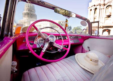 Capitolio en La Habana Cuba Foto de archivo