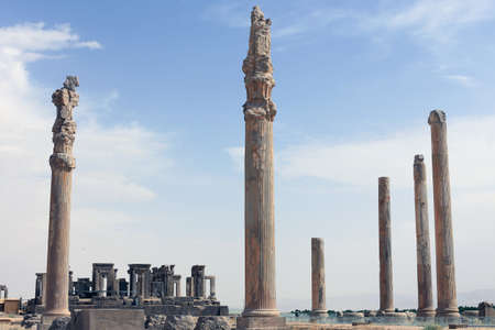 fars: Persepolis was the ceremonial capital of the Achaemenid Empire