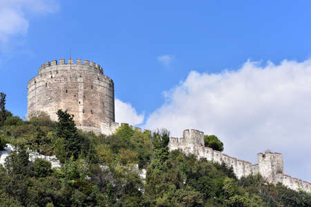hiss: Rumeli Castle is a fortress located in the Sariyer district of Istanbul