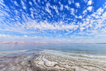 Toten Meer in Jordanien