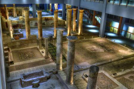 Zeugma Mosaic Museum in Gaziantep, Turkey