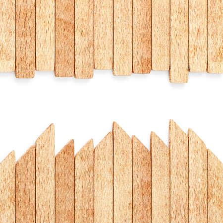 planks: Wood planks background. 3d render