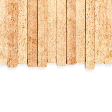 wooden planks: Background of wooden planks. 3d render Stock Photo