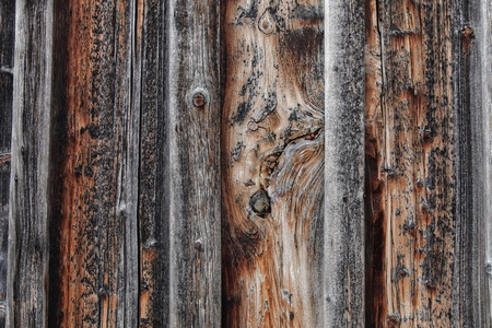 wall textures: Aged wooden wall textures. Stock Photo