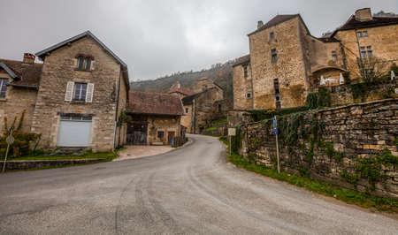 jura: France s medieval Jura village of Baume-les-Messieurs