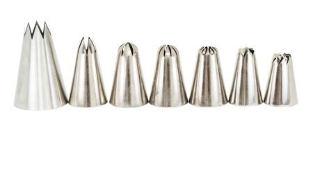 decoracion de pasteles: Varias formas y tama�os de decoraci�n de pasteles boquillas consejos