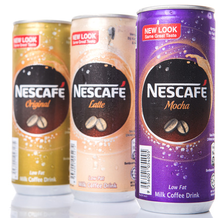 observing containers of nescafe essay