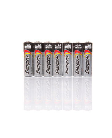 electronic energizer: KUALA LUMPUR, MALAYSIA - FEBRUARY 27TH 2015. Used Energizer AA batteries. Energizer Holdings is an American manufacturer of batteries and are sold in over 165 countries worldwide.
