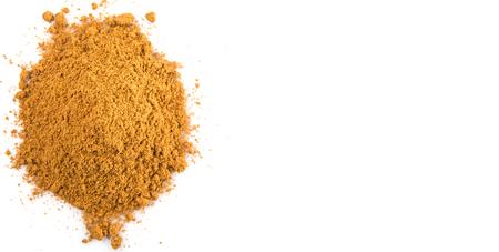 garam: Garam masala or mix spices blend
