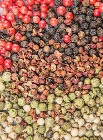 peppercorn: Mix peppercorn variety