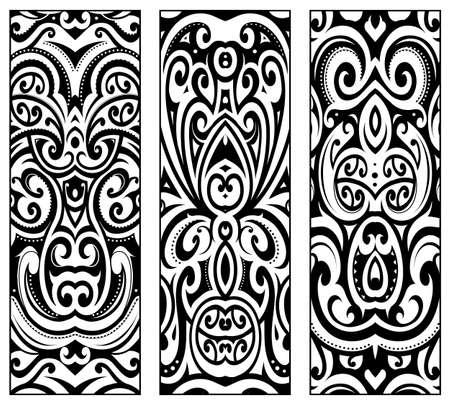 ポリネシア民族スタイルの装飾品