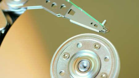 harddrive: Harddrive, closeup