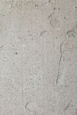 stippled: Construction worker is tiling at home, tile floor adhesive Abstract plaster stucco wall