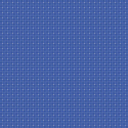 Old wallpaper pattern dark blue abstract background photo
