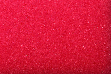 celulosa: Textura roja de celulosa esponja de espuma - fondo. Foto de archivo