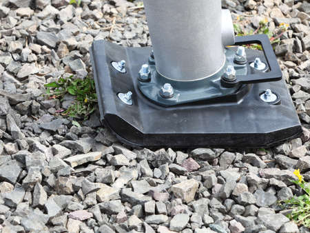 vibrating: Industry tool for compacting a sand soil plate compactor jumping jack construction machine