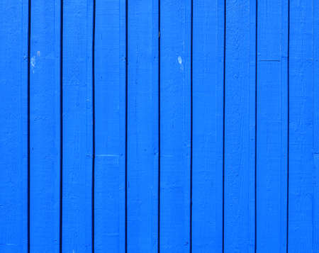 Wooden wall texture navy blue plank wood background Stock Photo - 21869066