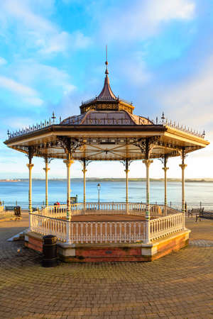 bandstand: Kennedy Park with Victorian bandstand The Prom
