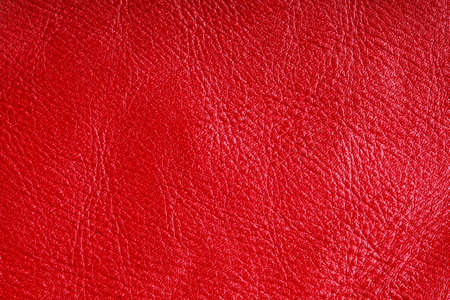 leathery: Red leather texture closeup grunge background  Country western background, cowboy rawhide design, abstract pattern Stock Photo