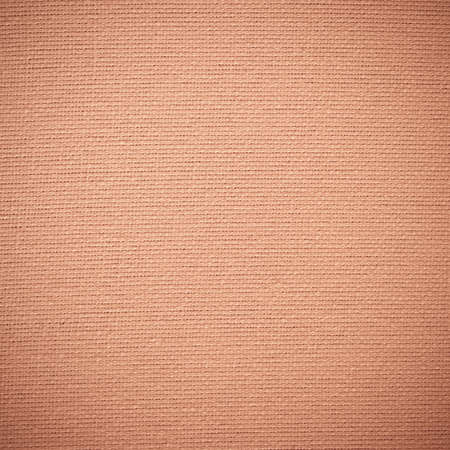 Art and painting. Closeup of pink canvas surface as background texture or pattern. photo