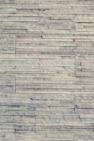 Bright white gray background of brick stone wall texture pattern layout photo