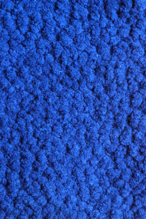 terry: blue color soft fluffy texture terry fabric abstract background