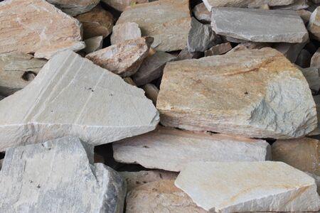 大きな石の質感は、背景や壁紙として使用することができます 写真素材