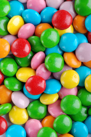 smarties: colored smarties to decorate cakes