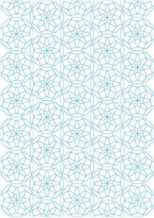 Beyaz arka plan desen geometrik çizgiler tekrarı