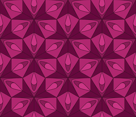 abstract seamless violet purple futuristic pattern